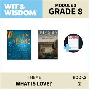 Wit & Wisdom Module 3 Books--Grade 8