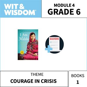 Wit & Wisdom Module 4 Books--Grade 6