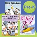 Picture Books: Doreen Cronin (4 Books)