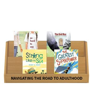 Navigating the Road to Adulthood (4 Books)