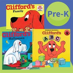 Picture Books: Clifford (16 Books)