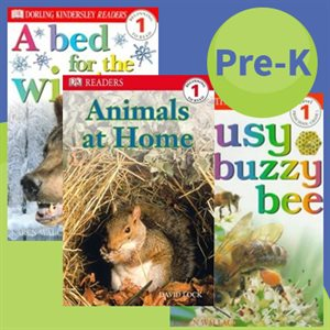 Picture Books: DK Readers (11 Books)