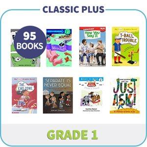 Grade 1 Classic-PLUS  (95 Books)