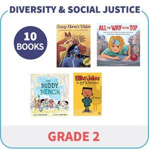 Grade 2 Diversity, Social Justice & Inclusion (10 Books)
