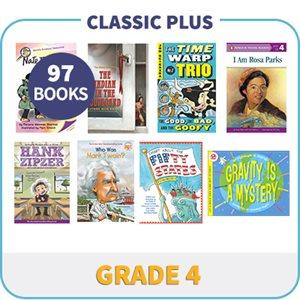 Grade 4 Classic-PLUS  (97 Books)