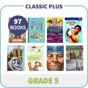 Grade 5 Classic-PLUS  (97 Books)