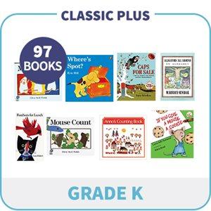 Grade K Classic-PLUS  (97 Books)