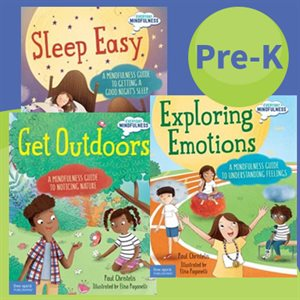 SEL Picture Books: Everyday Mindfulness (4 books)