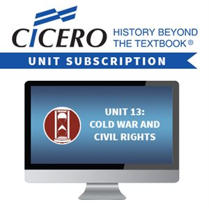 Cold War and Civil Rights (Unit Subscription)