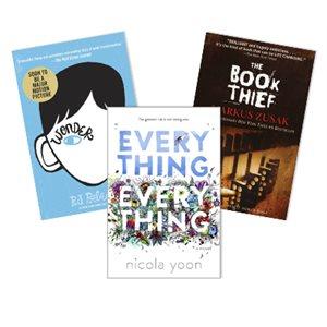 10 Favorite Books Grades 6-8