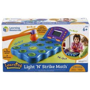 Light 'N' Strike Math® Game