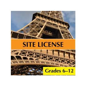 Media4Math Standard Building Bundle, 25 Licenses Middle & High School