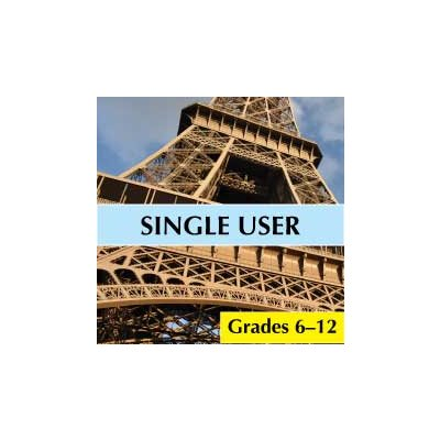Media4Math Standard Teacher Bundle, 1 License Middle & High School