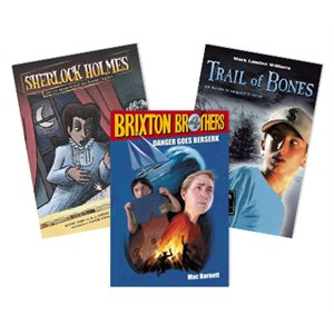 Great Reads for Boys (6 Book Set)