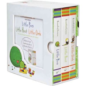 Little Pea and Friends (3 Books)
