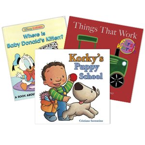 AKJ Easy-Ordering Variety Assortment (14 Books)