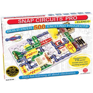 Snap Circuits® Pro 500-in-1