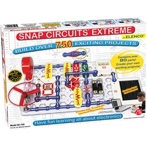 Snap Circuits® Extreme 750-in-1 w /  computer interface