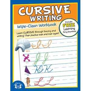 CURSIVE WRITING WIPE CLEAN