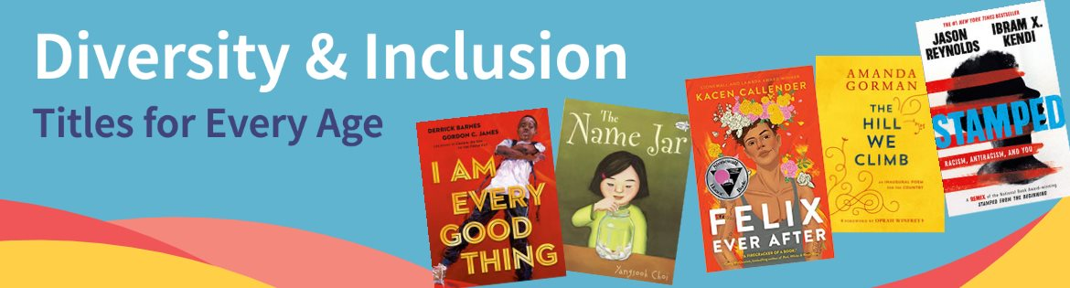 Diversity and Inclusion Titles